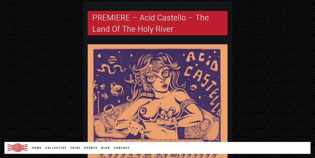 [PREMIERE'] ACID CASTELLO on SINCHI COLLECTIVE!!