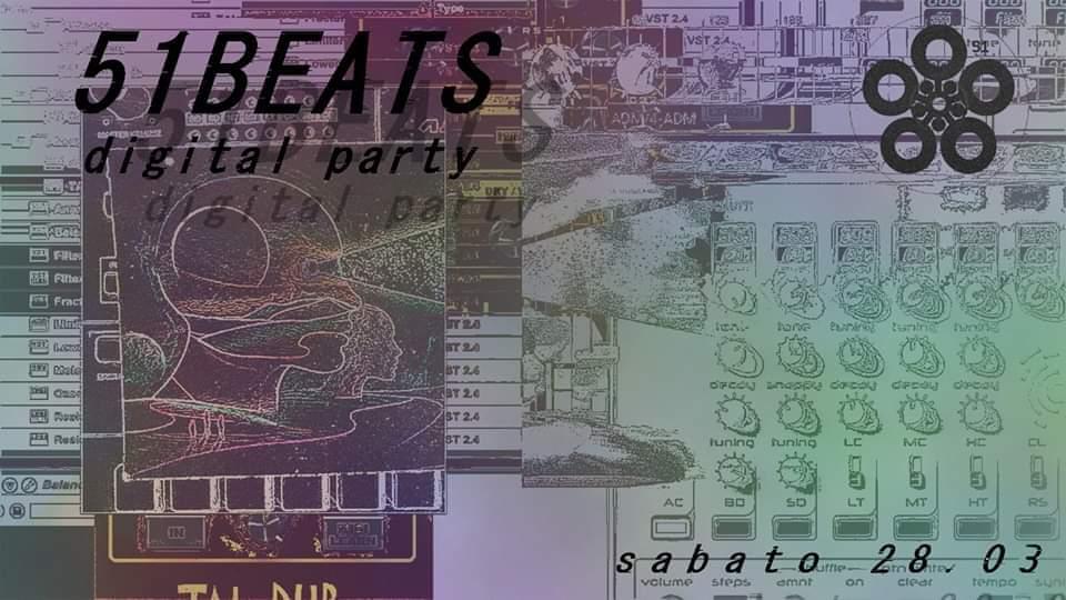 51BEATS Digital Party - 28.03.2020